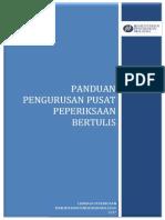 Buku  panduan pengurusan peperiksaan.pdf