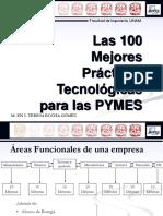 100 mejoras tecnologicas