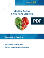 Healthy Eating Diabetes