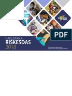 hasil riskesdas 2018