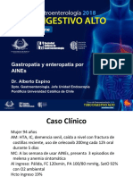 5. Gastro y Enteropatía Por AINES