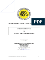 BQSM Accreditation Manual