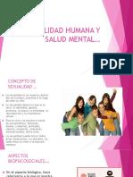 Sexualidad Humana y Salud Mental