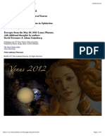 The 2012 Venus Transit