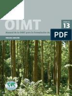Manual de La OIMT Para La Formulacion de Proyectos 2009 (1)
