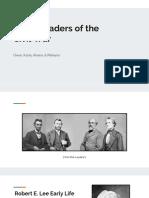 copy of major leaders