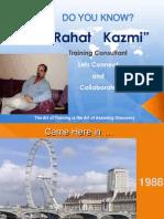 Do You Know Rahat Kazmi, 2010