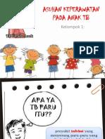 ASUHAN KEPERAWATAN PADA ANAK TB.pptx