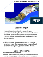 Eee64 8-Keselamatan Pejalan Kaki Dan Pesepeda an