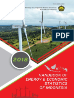 Handbook of Energy and Economic Statistics of Indonesia