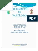 Eventos Municipio Valle Del Cauca