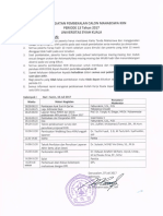 Jadwal Pembekalan Kkn Periode 13