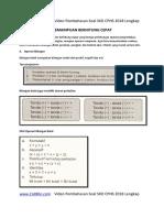 Materi Soal SKD CPNS 2018-TIU-Berhitung Cepat