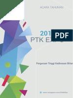 Proposal PTK Expo Blitar 2018
