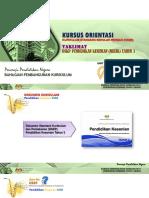 TAKLIMAT DSKP PENDIDIKAN KESENIAN (MUZIK) TAHUN 3.ppsx