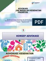 Implementasi Advokasi SS 1AGT