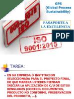 Pasaporte Al Exito, Gps Norma Iso 9001-2015