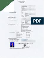 Formulir FOPSI