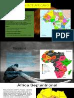 El Continente Africa