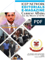 CSS ICEP-JUNE (Monthly Editorials)