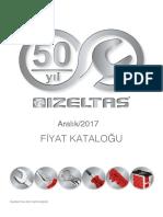 Izeltaş Handtool 2017-Katalog
