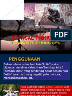 Critical Tinking Park 2