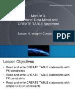 Course 1 Module 03 Lesson 4