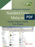 Standard Guru Malaysia_Taklimat Pengisian Instrumen PPD Kota Marudu Sabah
