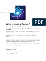 What is Nuclear Fusion_ - The Science of Nuclear Energy - The Open University