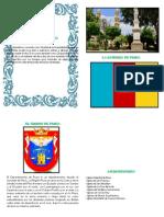 Album de Las Costumbres y Tradiciones de Piura
