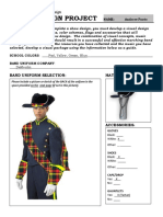 visual design project pdf