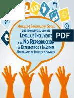 Manual de Comunicación Social