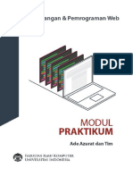 Modul Praktikum PPW Ver Final Layout Edited