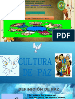 Definiciones Cultura de Paz