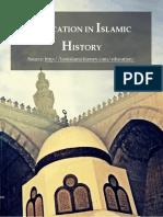 Education in Islamic History