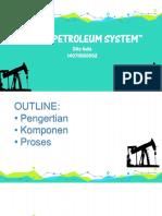 Petroleum System by Diky Aulia