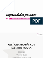 Gb Musica - Sesion1