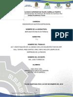 Investigacion de Mercadotecnia Electronica