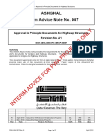 PWA IAN 007 Rev A1 - AIP Documents for Hway Struct