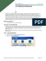 3.4.1.1 Lab - Installing Wireshark.pdf