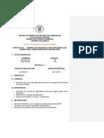 informe organometálica