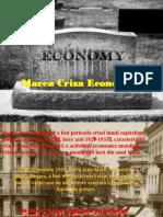 Marea Criza Economica