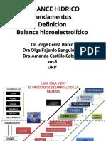 Clase 1 - Balance Hidrico Urp