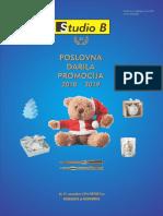 StudioB Katalog 2019