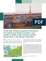19 38-43 Freeze-hole Drilling and Ground Freezing