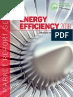 Market Report Series Energy Efficiency 2018
