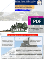 Ecologia y Ecosistemas Semana 09