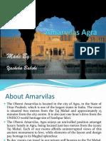 Amarvilas Agra.pptx