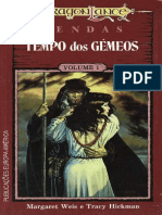 Crônicas de Dragonlance 02 - Dragões Da Noite de Inverno - Biblioteca Élfica