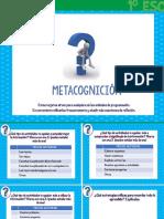 Recurso 14 Tarjetas Metacognicion